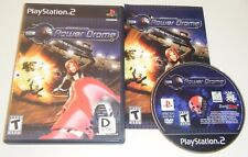 Powerdrome COMPLETE GAME for Playstation 2 PS2 VG POWER DROME TEEN KIDS RACING