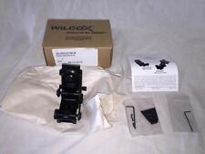 New Wilcox NVG Night Vision Goggle Mount Model L4 G21 Black PVS-21 Retail $1,114