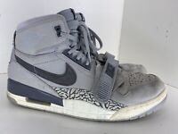 Nike Air Jordan Legacy 312 Mens Shoes Wolf Grey Graphite/Sail av3922 002 Size 13