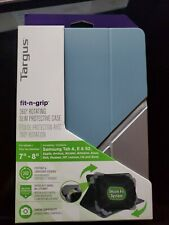 """TARGUS fit-n-grip Slim Protective Case Tablets 7""""-8"""" Apple/Samsung/Dell/HP/Asus"""