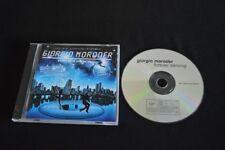 GIORGIO MORODER FOREVER DANCING RARE CD! DONNA SUMMER