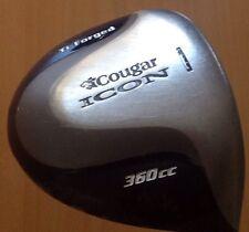 Cougar ICON Ti Forged 360cc Driver RH, Graphite Hm 24 Shaft Golf Club