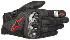Motorrad Handschuh Alpinestars Smx-1 Air V2 Farbe Schwarz/rot Gr s