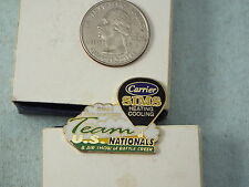 HOT AIR BALLOON PIN 2001 VOLUNTEER TEAM NATIONALS CARRIER SIMS HEATING COOLING