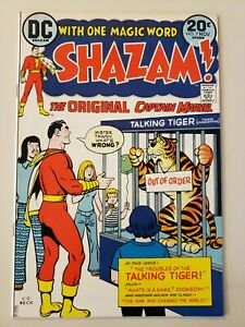 Shazam #7. DC Comics. Nov 1973. Ultra High Grade NM- 9.2 or UP! White Pages.
