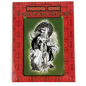 DHARMA BOOK THRASHING DRAGONS Vampire Masquerade & Kindred of the East Paperback