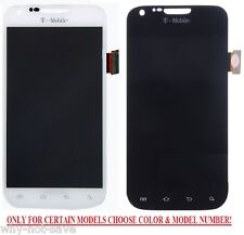 Full LCD Digitizer Glass Screen Replacement Part for T-mobile Samsung Galaxy S2