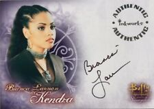 Bianca Lawson Autograph A-7 as Kendra, Buffy Women of Sunnydale, Inkworks