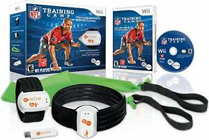 NFL Training Camp for Nintendo WII - Includes Heart Rate Monitor - EA Sports