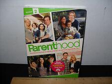 NEU! versiegelt! Elternschaft Saison 2 DVD Set-zwei zweite-kostenloser Versand