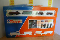Original Box and Packing- Vintage Roco, N Scale Train Set 21020