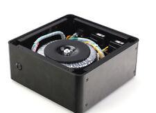 500VA Toroid balanced isolation transformer / Power supply /E-08 European Socket