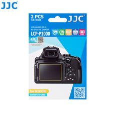 JJC 2pcs PET LCD Guard Film Camera Screen Protector for Nikon COOLPIX P1000