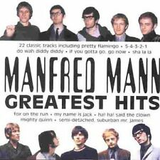 Manfred Mann - Greatest Hits [CD]