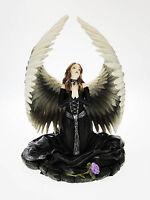 Statua Fata Preghiera per i caduti 23 cm Anne Stokes Nemesis Now