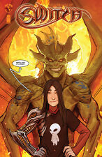 Switch (2015) #4 VF/NM Image Comics
