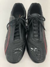 Puma Ducati Black Casual Sneakers Driving Shoes Mens 13