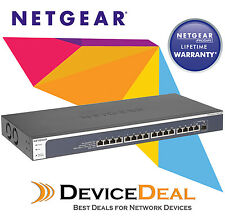 Netgear XS716E ProSAFE 16 Port 10-Gigabit Ethernet Web Managed (Plus) Switch