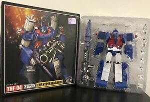 Transformers THF-04 Ultra Magnus G1 MP Scale Masterpiece MP-22 US 🇺🇸 Seller