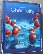 CHEMISTRY 11 Edition Raymond Chang, Kenneth Goldsby McGraw-Hill Education