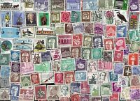 200 ALL DIFFERENT  GERMANY (AFTER 1945)  STAMPS