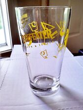 Vtg Beefeater Gin Glass 425 ML / Nice collectible condition