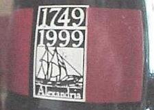 99 Alexandria Virginia 250 Years Coca-Cola Coke Bottle