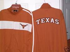 Texas Longhorns Full Zip Jacket Mens Size Large NWT  #38