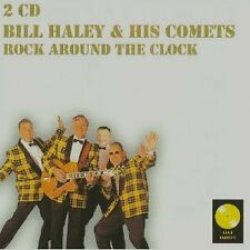 Bill Haley and His Comets Rock Around the Clock 2cd OVP