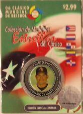 IVAN RODRIGUEZ Baseball World Classic Puerto Rico 2006 MANATI