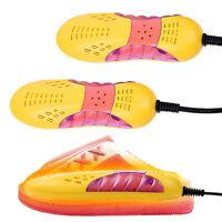 Shoe Dryer 110/220V PortableShoes Drying Machine Ultraviolet Uv SterilizerHeater