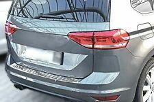 SEUIL COFFRE PARECHOC VW TOURAN 2 5T APRES 05/2015 ARRIERE INOX CHROME