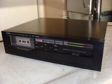 VINTAGE YAMAHA NS SERIES  K-1000 STEREO CASSETTE DECK NICE WORKING CONDITION
