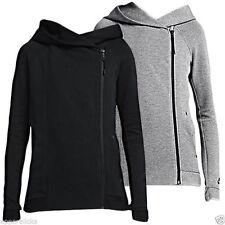 Nike Women's Tech Fleece Cape Cotton Polyester Activeware Jogging Hoodie