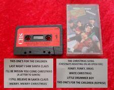 MC New Kids On The Block - Merry, merry christmas - Musikkassette Cassette