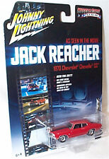 Chevrolet Chevelle SS Jack Reacher Diecast Collectable 1:64 NEW pack JLCP6002