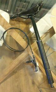 Mountain Bike KS 34.9 mm diameter Remote Seat Post 170mm dropper