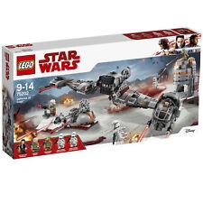 LEGO StarWars Defense of Crait (75202)