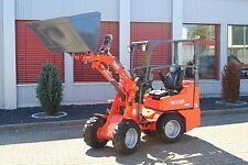 TOYO Agro 522 Hoflader Radlader  mit Kubota Motor