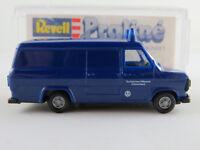 "Praliné 82423 Ford Transit Kastenwagen (1978) ""THW"" in blau 1:87/H0 NEU/OVP"