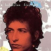 Bob Dylan Biograph CD sized (ish) 3 discs and thick booklet in sealed outer case