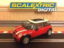 Scalextric Digital Mini Cooper Italian Job Mint Condition