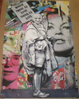 Mr. Brainwash Where There Is Love There Is Life RARE LITHOGRAPH MBW Poster