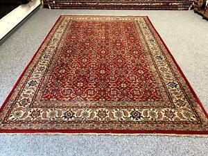 Echter Schöner Teppich Orientteppich Bidjar Wolle 295 x 200 Perserteppich Top