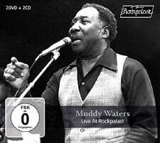 MUDDY WATERS - LIVE AT ROCKPALAST DIGIPAK   2 CD + 2 DVD NEUF