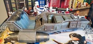 Star Wars The Force Awakens FIRST ORDER SNOWSPEEDER  Play set only, not box