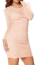 Vestidos de mujer cócteles de poliéster talla 42