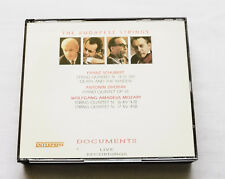BUDAPEST STRINGS/SCHUBERT-DVORAK-MOZART(Live N.Y.1959) ITALY 2CD ENTERPRISE(1993