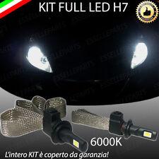 KIT LAMPADE ANABBAGLIANTI LED OPEL CORSA D LAMPADE LED H7 6000K NO ERROR