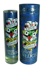 Ed Hardy Love & Luck for Men 3.4 oz EDT Eau de Toilette Spray New in Box NIB